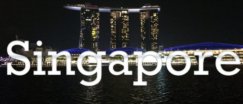 Read about our adventures in Singapore